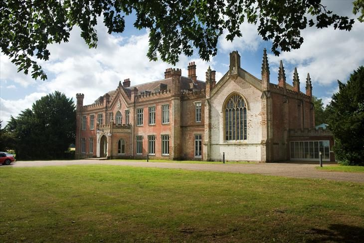 We Move to Ketteringham Hall Norfolk