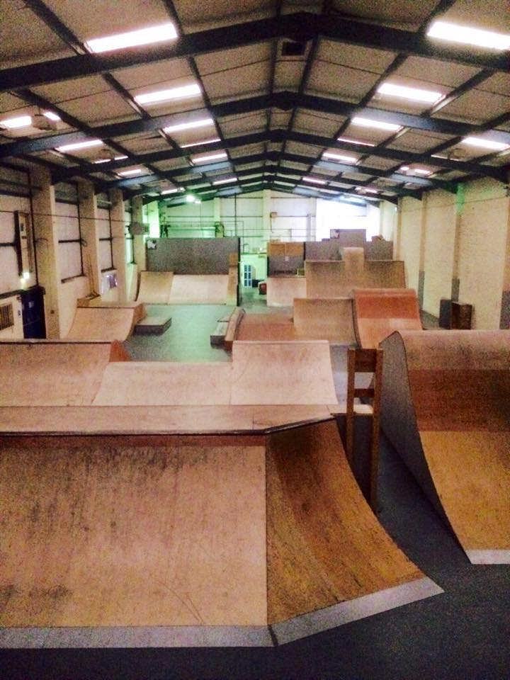 Norwich Indoor Skate Park