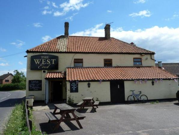 Change of use of Pub into Residential