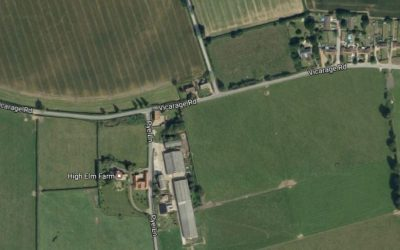 Farm managers house and cart lodge approved, Norfolk