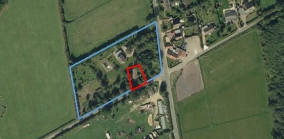 Agricultural building to new dwelling, approved in Hempnall, Norfolk
