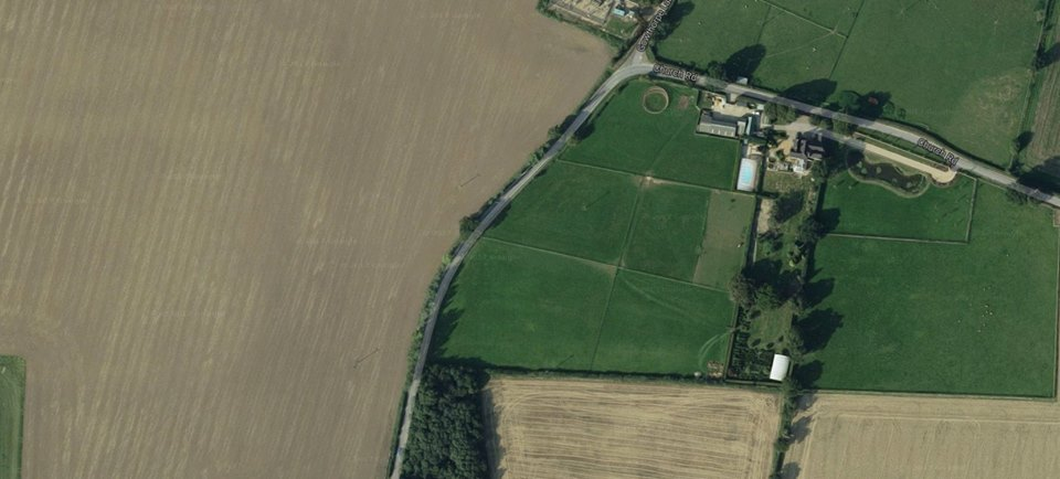 Change of use of land for equestrian use with South Norfolk Council
