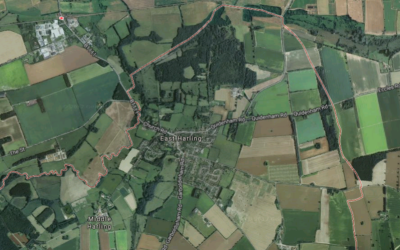 Application Success for proposed three dwelling site in Breckland