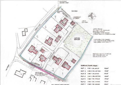 Appeal Ruled In Our Favour for 7 Dwellings in Rocklands All Saints