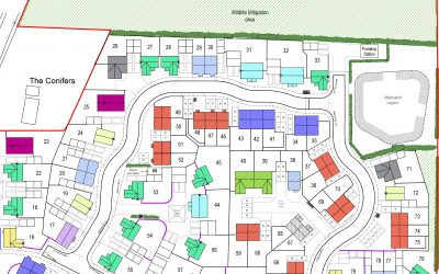 Planning Permission Granted for 95 Dwellings