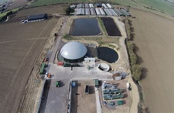 Large Anaerobic Digestion (AD) Plant in Suffolk. Planning Application Approved