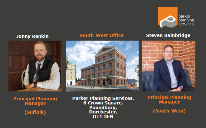 New South West Office & staff promotion and company updates..