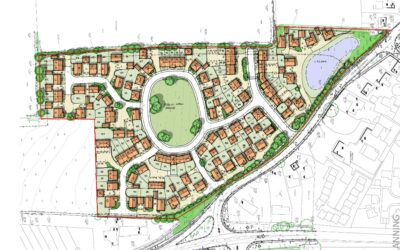 Application for 93 homes in Hemsby – EDP Press Article