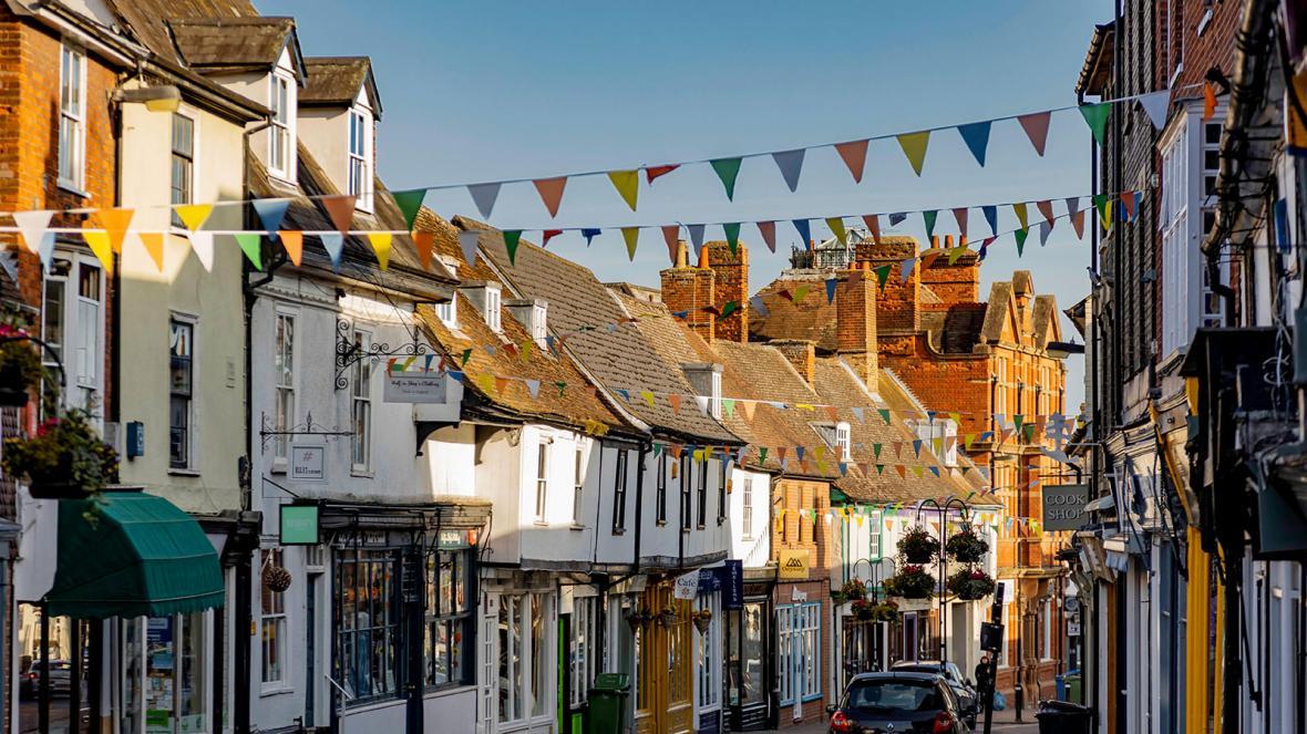 Vacancy – Senior OR Town Planner – Suffolk/Cambridge