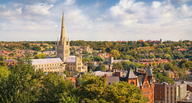 Parker Planning Services - Cathedral St - Norwich